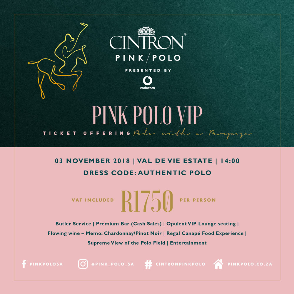 Pink Polo VIP Tickets