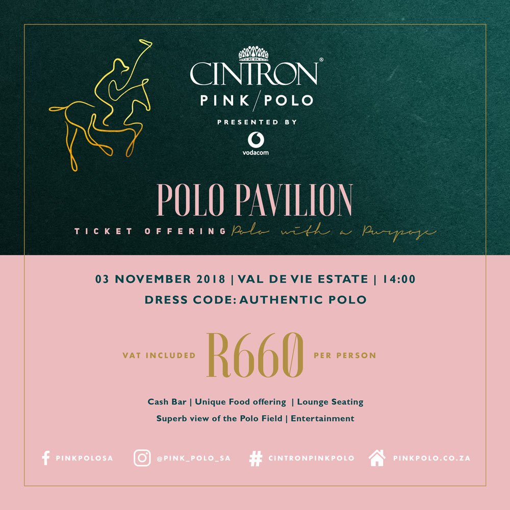 Polo Pavilion Tickets